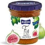 Zuegg Fig Fruit Preserve Jam 320 Gr (11.29 oz) Jar