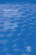 This title was first published in 2000: Focusing on the contribution of Susan Strange to the study of international political economy, this collection forms a unique perspective on the global economy whilst providing tools for the reader to better understand that economic system