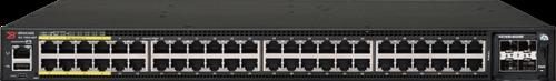 Brocade Icx7450-48p-stk-e Network Switch - L3 - 48 Ports- Rack-mountable