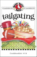 Get a taste of Gooseberry Patch in this collection of over 20 favorite game-day recipes! From high-school homecoming to the big bowl, parked at the stadium or right in front of your TV, Gooseberry Patch Tailgating will help you throw the winningest party of the season! Tackle those appetites with Touchdown Taco Dip, Running-Back Stuffed Mushrooms and more!
