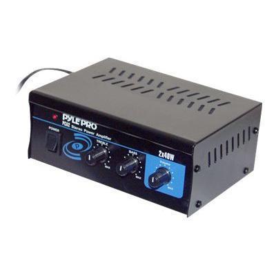 Pyle Pca2 Pylepro Pca2 - Amplifier - 80 Watt (total)