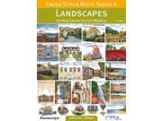 Landscapes: 50 New Cross Stitch Models (cross Stitch Motif)