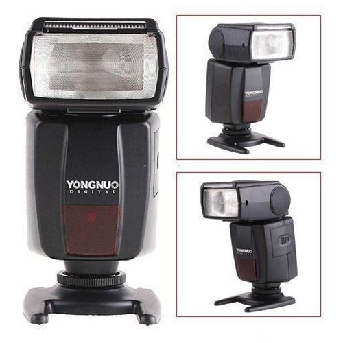 YONGNUO 2.4G Wireless Speedlite TTL Flash YN460-RX For Nikon Canon Camera
