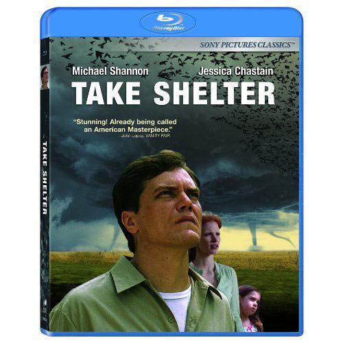 Take Shelter Blu Ray (DVD/Blu-Ray Combo Pack)