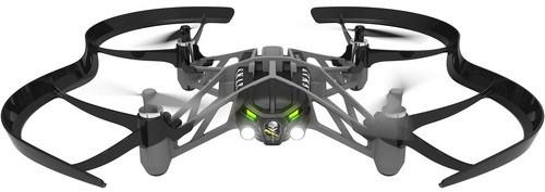 Parrot Pf723100 Swat Airborne Night Minidrone With Headlights - Black