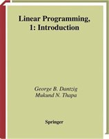 Linear Programming 1: Introduction