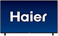 The Haier 55E5500U 55 inch 4K Ultra HD LED TV is integrated with the newest 4K Ultra HD Technology providing a great, clear picture with a large variety of colors giving you the best image quality