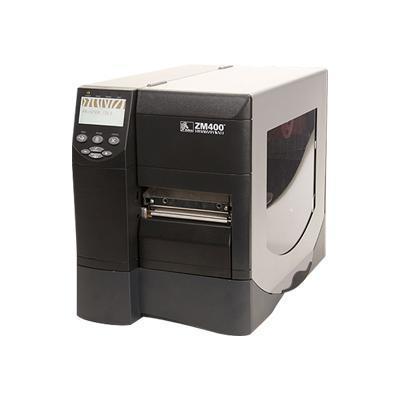 Z Series ZM400 - label printer - B/W - direct thermal / thermal transfer