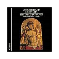 John Sheppard - Media Vita (Tallis Scholars, Phillips) (Music CD)