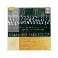 Dresdner Kreuzchor - Legendary Recordings