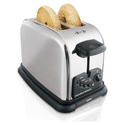 HB Chrome Toaster