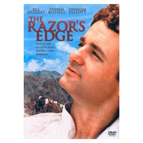 The Razor's Edge Poster Movie Turkish 11 x 17 In - 28cm x 44cm Bill Murray Catherine Hicks Theresa Russell Denholm Elliott James Keach Peter Vaughan