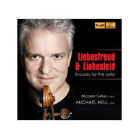 Liebesfreud & Liebesleid: Encores for Cello (Music CD)