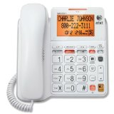 AT&T Telephone With Answering System And Caller ID