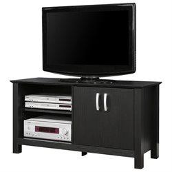 44 in. Cordoba Wood TV Console - Black