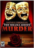 The Valuesoft 755142734329 73432 Eastville Chronicles  Drama Queen Murder features story about love, passion and intrigue