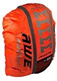 AWE® AWEBrightTM 3M Scotchlite Hi Viz Waterproof Rucksack Backpack Cover Neon Orange