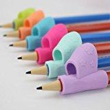 NPLE--3PCS/Set Children Pencil Holder Pen Writing Aid Grip Posture Correction Tool New