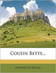 Cousin Bette...