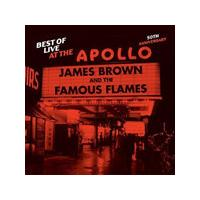 James Brown - Best of Live at the Apollo (50th Anniversary/Live Recording) (Music CD)