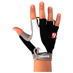 BG-03 fingerless bike gloves - ultra-light