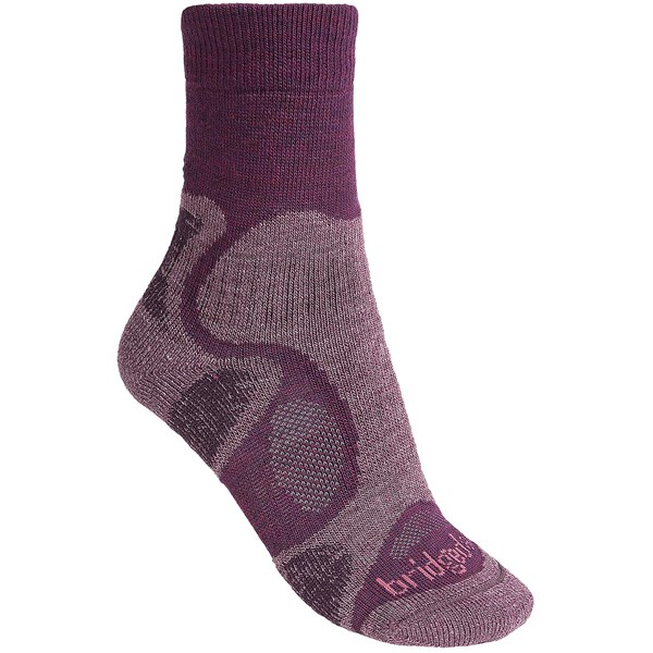 Bridgedale CoolFusion TrailBlaze Socks - Merino Wool (For Women)