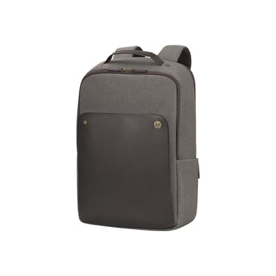 Hp Inc. P6n22aa Executive Backpack - Notebook Carrying Backpack - 15.6 - Brown - For Elitebook 1040 G3  745 G3  755 G3  Spectre Pro X360 G2  X2