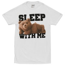 Ted Sleep With Me Funny Movie Ripple Junction Adult T-Shirt Tee