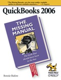 If your company is ready to minimize paperwork and maximize productivity, control spending and boost sales, QuickBooks 2006 can help you make it happen--but only if you know how to use it