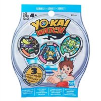 Yo-kai Watch Series 1 Medal Mystery Bags By Hasbro