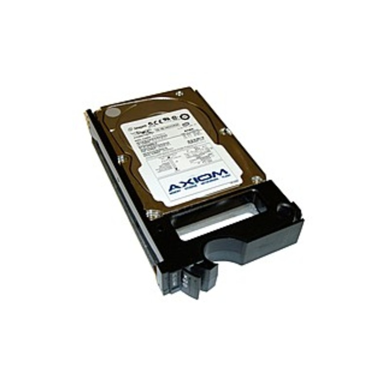 Axiom 6tb 6gb/s Sata 7.2k Rpm Lff Hot-swap Hdd For Dell - Axd-pe600072sf6 - Sata - 7200 - 128 Mb Buffer