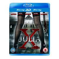 Julia X 3D (Blu-Ray 3D   Blu-Ray)