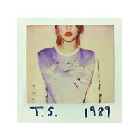 Taylor Swift - 1989 (Music CD)