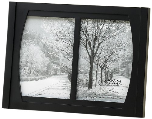 Fetco Home Décor Arcadia Frame, Black