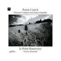 Various Composers - Plaisir Damour (Dumestre, Le Poeme Harmonique) (Music CD)