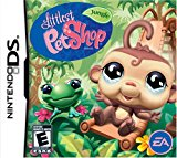 Littlest Pet Shop Jungle - Nintendo DS