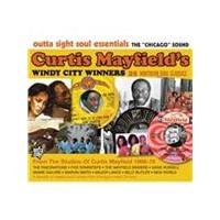 Various Artists - Curtis Mayfield's Windy City Winners (Music CD)
