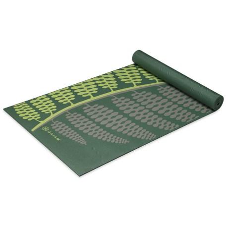 Premium Sincerity Yoga Mat - 6mm