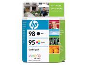 Hp Hp 95/98 (cb327fn) 95/98 Inkjet Print Cartridge Combo Pack Black/color