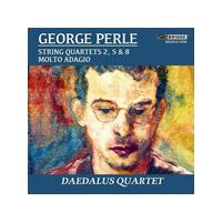 George Perle: The String Quartets, Vol. 1 (Music CD)
