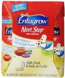 Enfagrow Next Step Ready To Drink, Natural Milk, 8.25fL oz,  24 Count