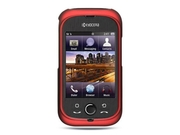 Luxmo Red Red Case & Covers Kyocera Rio/Kyocera E3100