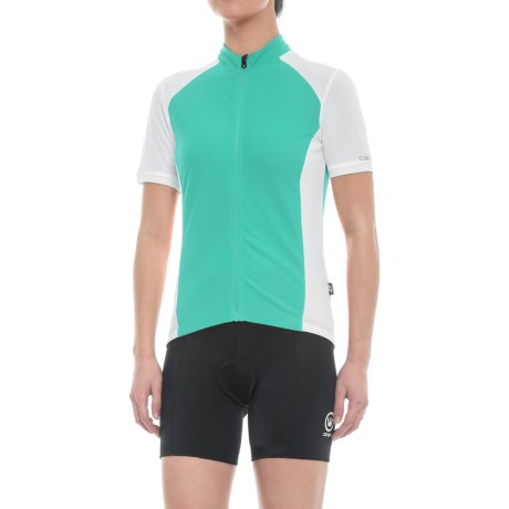Chrono Sport Cycling Jersey - Short Sleeve (for Women)