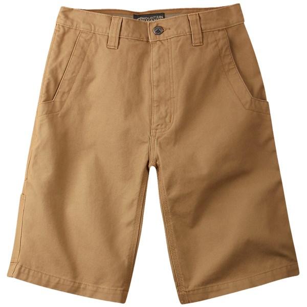 Mountain Khakis Alpine Utility Shorts - Cotton Canvas (For Men)