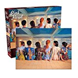 Pink Floyd Back Art 1000 Piece Jigsaw Puzzle