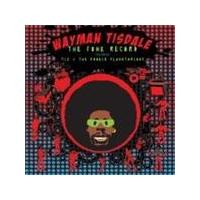 Wayman Tisdale - Fonk Record, The (Music CD)