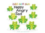 Happy Angry Sad (odd One Out)