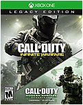 The Call of Duty reg   Infinite Warfare Legacy Edition is the ultimate 2 games in 1 package with Call of Duty  Infinite Warfare and Call of Duty reg   Modern Warfare reg  Remastered.