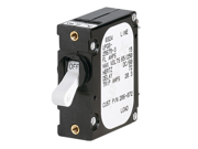 Paneltronics 'A' Frame Magnetic Circuit Breaker - 5 Amps - Single Pole Type: ELECTRICAL COMPONENTS