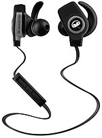 Monster 701024 Isport Superslim Wireless Bluetooth In-ear Headphones - Black